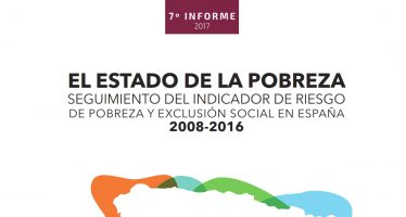 Informa AROPE pobreza en España