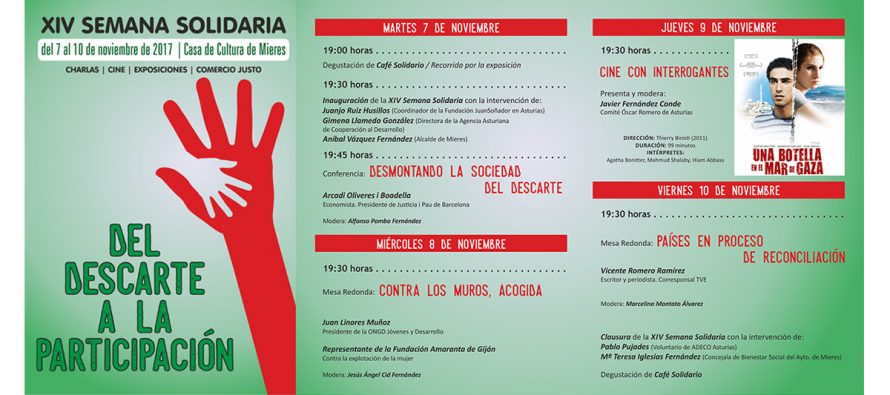 XIV Semana Solidaria