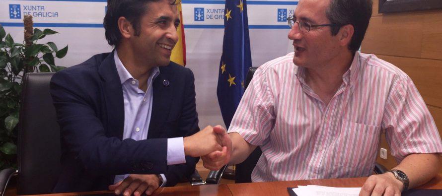 La Xunta refuerza la cooperación con la Fundación Juan Soñador