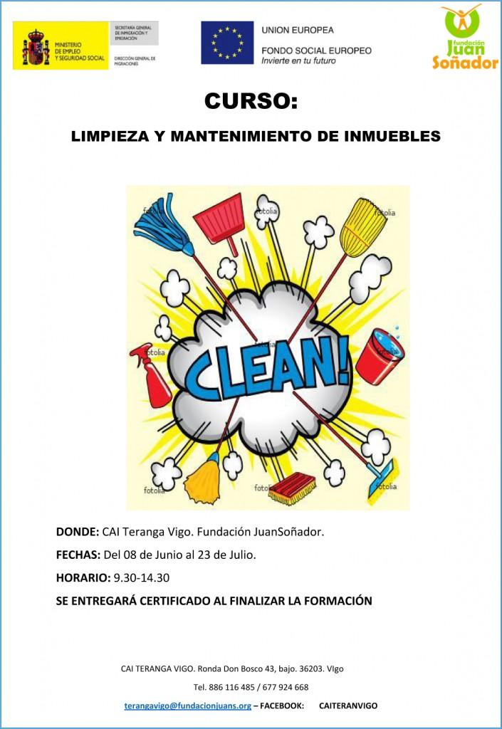 Cartel Facebook Limpieza 7051024 Fundación Juansoñador
