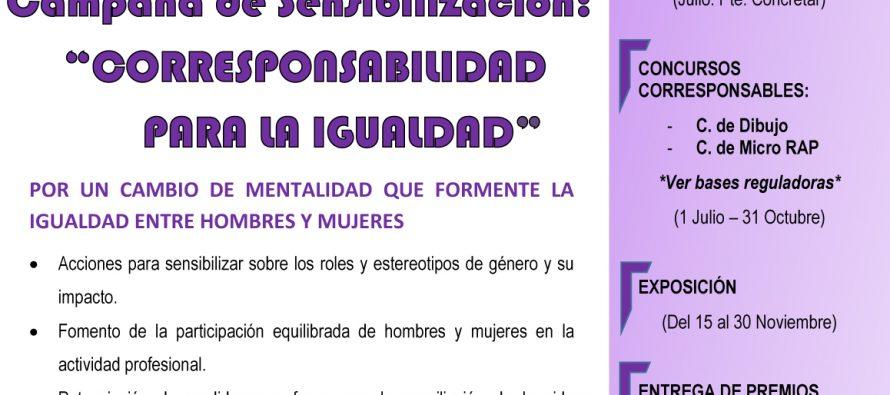 Corresponsabilidad para la Igualdad