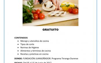 Curso Cocina en Ourense