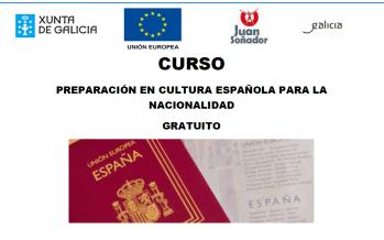 Curso nacionalidad española en Coruña