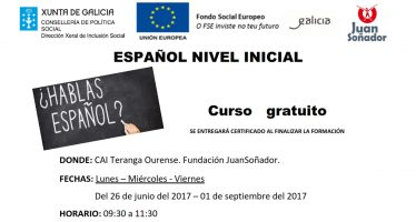 Curso español en Ourense