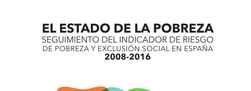 Informe AROPE pobreza en España