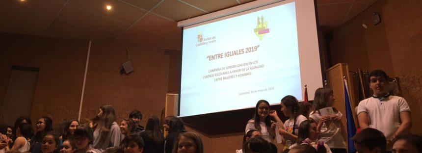 Entrega Premios Entre Iguales