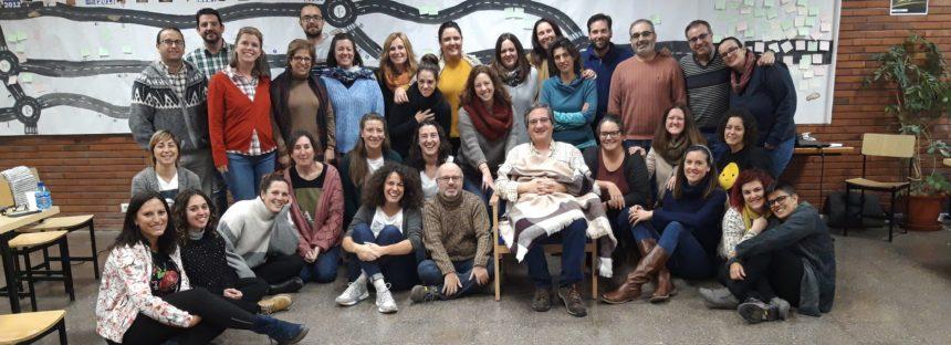 Encuentro de educadoras y educadores veteranos de BoscoSocial