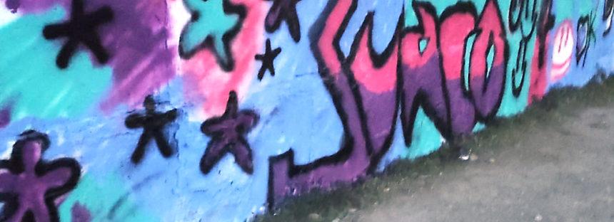 ¡Grafiti terminado!