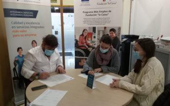 Firma de un convenio de colaboración con SIFU GALICIA S.L. en Vigo