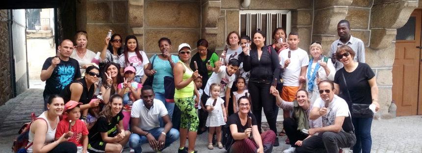 Grupo comprometido Asociación Veciñal San Breixo