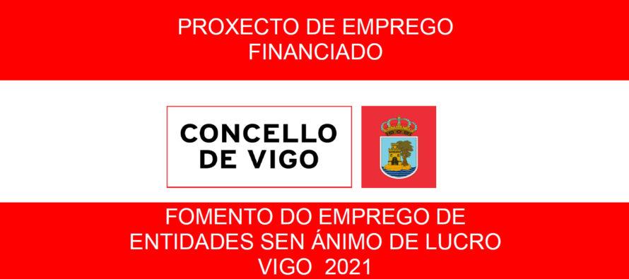 Fomento del Empleo en el Concello de Vigo